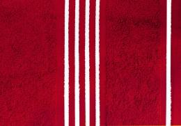Полотенце Goezze Rio Красный арт.140-33-4 хлопок 50х100
