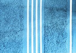 Полотенце Goezze Rio Голубой арт.140-50-5 хлопок 70х140