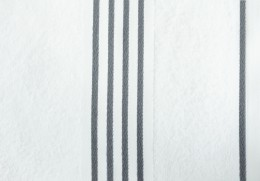 Полотенце Goezze Rio Белый/Серый арт.141-92-5 хлопок 70х140