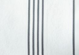 Полотенце Goezze Rio Белый/Серый арт.141-92-4 хлопок 50х100