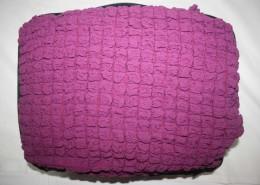 Чехол для дивана трехместный Arya фиолетовый