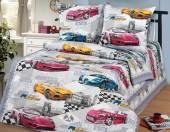 Детское постельное белье Svit бязь ГОСТ 1,5-спальное 70х70 см ФОРСАЖ