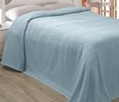 Чехлы для дивана (1 шт) + кресло (2 шт) DO&CO голубой
