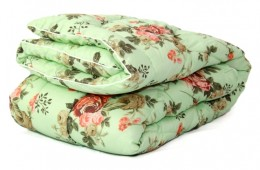 Одеяло ПИЛЛОУ Холлофайбер Эко теплое 1,5-спальное 140х205 см