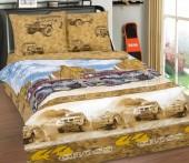 Детское постельное белье АртПостель КАНЬОН поплин 1,5-спальное 70х70 см