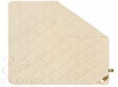 Одеяло ГолдТекс КАШЕМИР, сатин-жаккард всесезонное 1,5-спальное 140х205 см