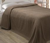 Чехлы для дивана (1 шт) + кресло (2 шт) DO&CO коричневый
