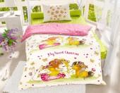 Детское постельное белье Svitweet НА РЕЗИНКЕ бязь ГОСТ 1,5-спальное 50х70 см арт.104 Солнечный день