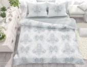 Постельное белье Svit бязь ГОСТ 1,5-спальное 70х70 см арт.Орнамент Серый