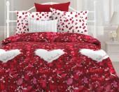 Постельное белье Svit бязь ГОСТ 2-спальное макси 70х70 см арт.Лепестки роз