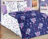 Детское постельное белье Svit бязь ГОСТ 1,5-спальное 70х70 см ЛЕСНЫЕ НИМФЫ