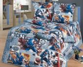 Детское постельное белье Svit бязь ГОСТ 1,5-спальное 70х70 см ЛИДЕР