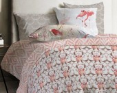 Постельное белье Mona Liza Japanese ранфорс 2-спальный 70х70 арт.Lily