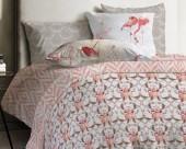 Постельное белье Mona Liza Japanese ранфорс 1,5-спальный 70х70 арт.Lily