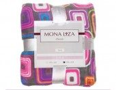 Плед Mona Liza Monet COLLECTION 150х220 см Luigi
