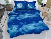 Постельное белье Svit бязь ГОСТ 1,5-спальное 70х70 см арт.Луна и месяц 115