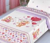 Детское постельное белье АртПостель МАЛЫШ поплин беби