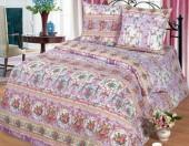 Постельное белье Svit Прима простыня на резинке бязь ГОСТ 1,5-спальное 70х70 см арт.Марсель