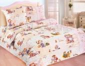 Детское постельное белье АртПостель МАШЕНЬКА поплин 1,5-спальное 70х70 см