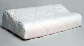 Подушка Dargez МЕМФИС ортопедическая, ВУ пенополиуретан с эффектом памяти 30х50 см 680 гр