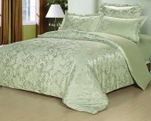 Постельное белье VERSAILLES сатин-жаккард 2-спальное 70х70 см арт. 3687-18 Мирабель