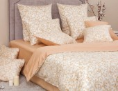 Постельное белье Хлопковый Край Роскошный МИШЕЛЬ-2 сатин 2-спальное 70х70 см