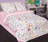 Детское постельное белье АртПостель МОДНЫЕ ШТУЧКИ поплин 1,5-спальное 70х70 см