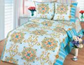 Постельное белье Svit Прима простыня на резинке бязь ГОСТ 1,5-спальное 70х70 см арт.Монарх