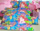 Детское постельное белье Svit бязь ГОСТ 1,5-спальное 70х70 см МОРСКАЯ СКАЗКА
