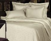Постельное белье Mona Liza Royal МОЗАИКА ЛАТТЕ-06 жаккард 2-спальное 4 наволочки