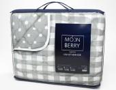 Одело Svit Moonberry Лебяжий пух, чехол поплин, всесезонное 1,5-спальное 145х205 см