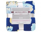 Плед Mona Liza Monet COLLECTION 150х220 см Nensi