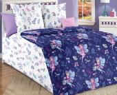 Детское постельное белье Svit бязь ГОСТ 1,5-спальное 70х70 см НИМФЫ