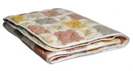 Одеяло Dargez НОСТАЛЬЖИ шерсть п/э легкое 1,5-сп.