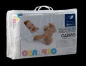 Одеяло детское Веросса Облачко лебяжий пух всесезонное 110х140 см