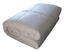 Одеяло Valtery шелк в сатине, всесезонное 1,5-сп.