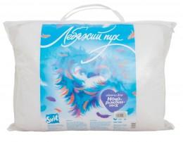 Комплект Svit Лебяжий пух в микрофибре одеяло + подушка 100х140, 40х60