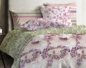 Постельное белье Mona Liza Japanese ранфорс 2-спальный 70х70 арт.She