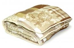 Одеяло ПИЛЛОУ Овечья шерсть Эко облегченное 1,5-спальное 140х205 см