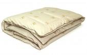 Одеяло ПИЛЛОУ Овечья шерсть Люкс теплое 1,5-спальное 140х205 см