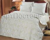 Одеяло из овечьей шерсти АртПостель Овечья шерсть в тике всесезонное евро макси 215х240 см