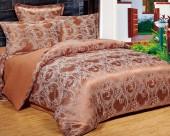 Постельное белье VERSAILLES сатин-жаккард 2-спальное 70х70 см арт. 3615-07 Патрик