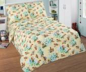 Детское постельное белье АртПостель ПЧЕЛКА поплин 1,5-спальное 70х70 см