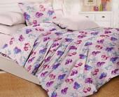 Детское постельное белье Svit бязь ГОСТ 1,5-спальное 70х70 см ПОНИ