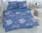 Постельное белье Svit New Line бязь ГОСТ 1,5-спальное 70х70 см арт.Поверь в себя