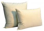 Подушка Dargez ПРИМА, средняя, пух 1 категории, перкаль 50х70 см