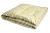 Одеяло Dargez ПРИМА пух перкаль всесезонное евро 200х220 см