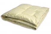 Одеяло Dargez ПРИМА пух перкаль всесезонное 1,5-спальное 140х205 см