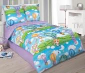 Детское постельное белье АртПостель ПУТЕШЕСТВИЕ поплин 1,5-спальное 70х70 см