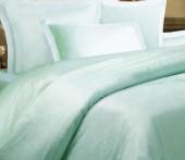Постельное белье Mona Liza Royal РОМБ МЯТНЫЙ-13 жаккард 1,5-спальный 70х70 см